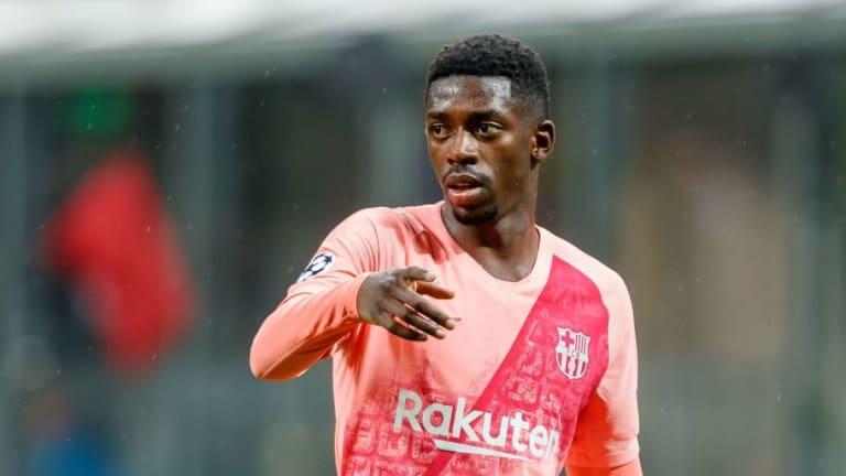La determinación que tomó el FC Barcelona respecto a las ausencias de Dembelé