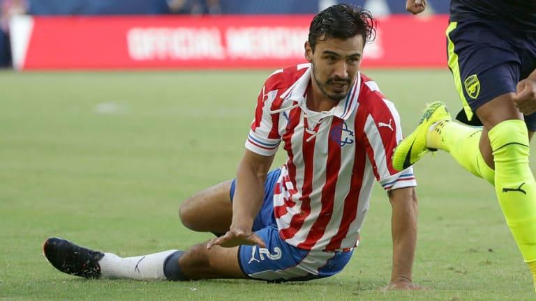 ¡SIN NINGÚN CHANCE!   Alanis fue borrado hasta de la Sub-20 de Chivas