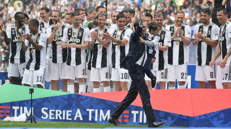 Italian Giants Discover Opening Games After Serie A Release Fixture List for 2018/19 Season