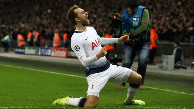 Tottenham Set World Record Price Tag for Christian Eriksen as Real Madrid Weigh Up Transfer