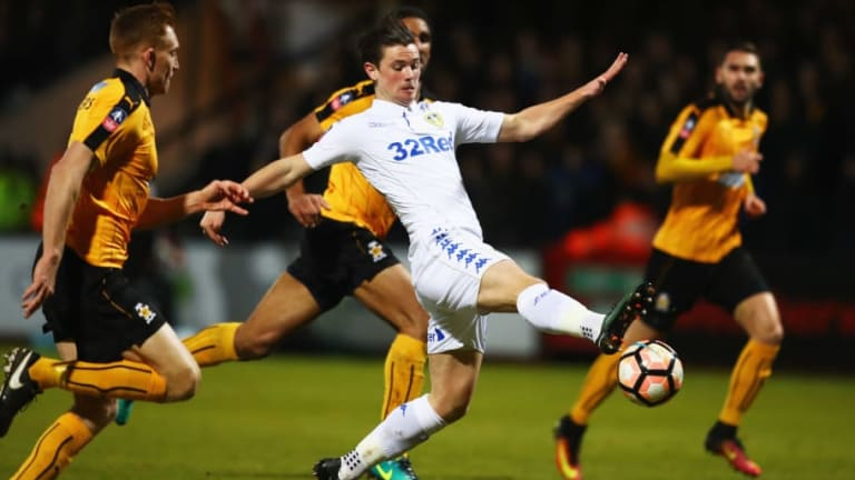 Leeds United Confirm Sale of Striker Marcus Antonsson to Swedish Side Malmo for Undisclosed Fee