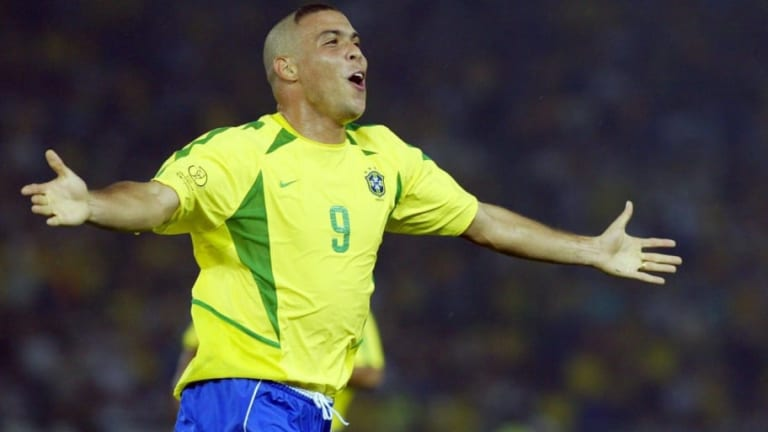 World Cup Countdown: 4 Weeks to Go - A Career Overview of Brazil's 2002 World Cup Hero, Ronaldo