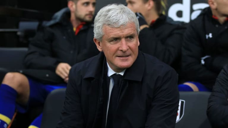 Mark Hughes Insists He's 'Unfazed' By Criticism After Southampton's 3-2 Fulham Defeat