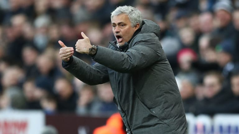 Jose Mourinho Claims Man Utd Could Have Played for '10 Hours' Without Scoring Against Newcastle