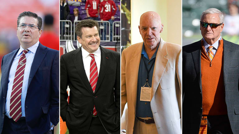 Significant Political Contributions of NFL GMs, Owners and Head Coaches