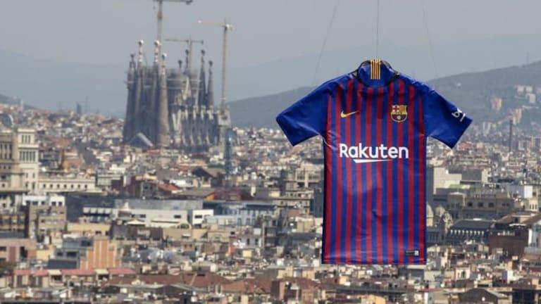 FOTOS | La nueva camiseta del Barça para la próxima temporada