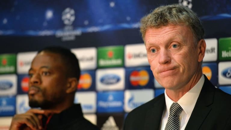 West Ham Boss David Moyes Claims He Understands Why Patrice Evra Kicked Fan While at Marseille