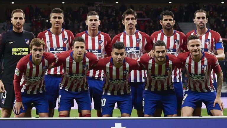 Los jugadores del Atlético de Madrid que menos tiempo tardaron en ganar 200 partidos