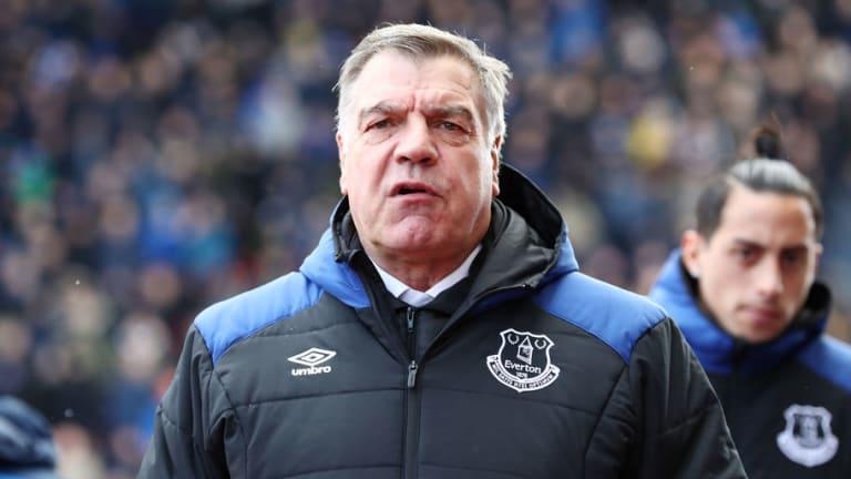 Sam Allardyce Provides Injury Update on Everton Midfield Duo Ahead of Man City Clash