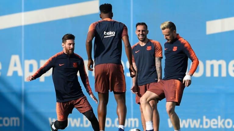 El jugador del Barça que se suma a la lista de transferibles del club