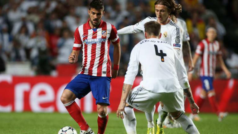 ¿Y si el Real Madrid ficha a Villa?