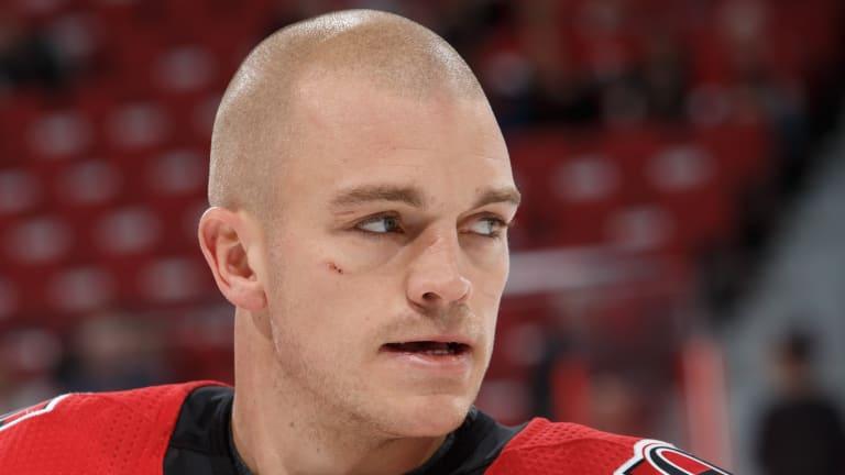 Senators' Mark Borowiecki Suspended Three Games for Illegal Head Check