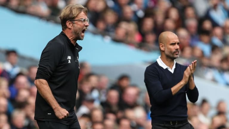 Liverpool Boss Klopp Dubs Man City Manager Guardiola 'Best in the World' Ahead of Crunch Title Clash