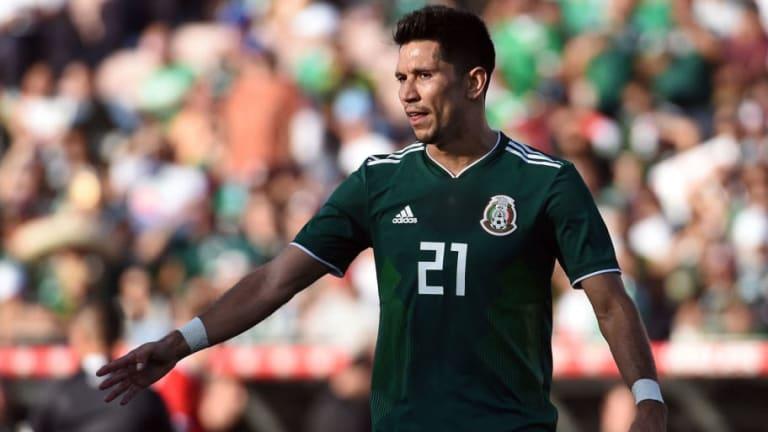 SELECCIÓN MEXICANA   Los 3 jugadores que le ganaron el puesto a Jesús Molina
