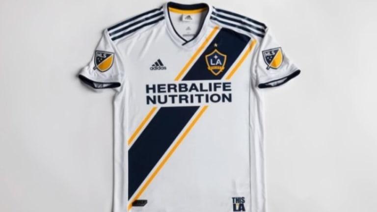 DE LUJO: Se hizo pública la camiseta de Los Angeles Galaxy para la temporada 2018 de la MLS