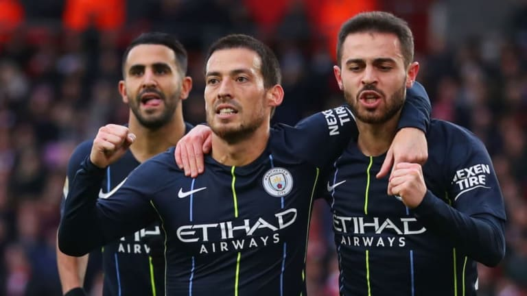 Southampton 1-3 Manchester City: Report, Ratings & Reaction as Citizens Get Back to Winning Ways
