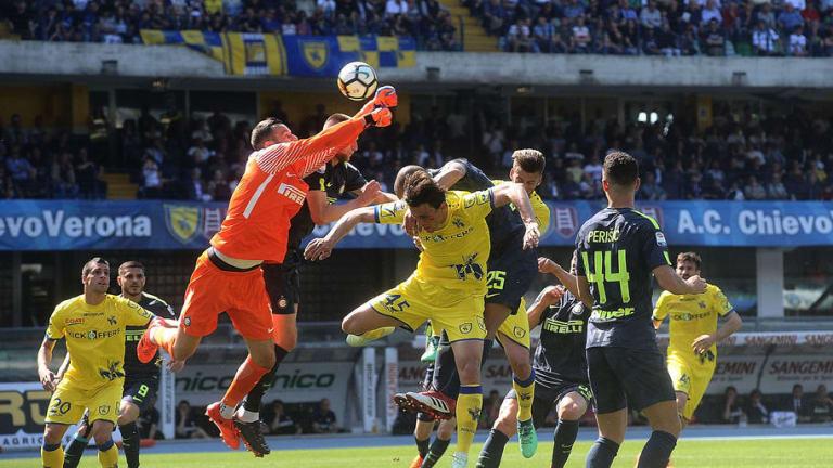 Chievo 1-2 Inter: Handanovic Stars As Nerazzurri Deny Spirited Chievo Much Needed Point