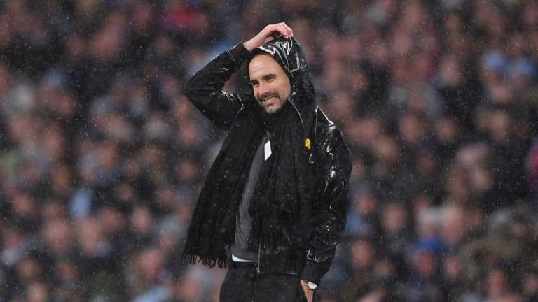 Manchester City - Burnley   Alineaciones confirmadas