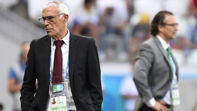 Egypt Boss Hector Cuper Left 'Sad & Disappointed' as Pharaohs Bow Out of World Cup