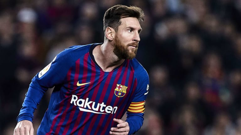 Los desafíos de Lionel Messi para 2019
