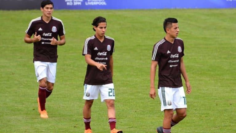 PROMESAS | Los 5 mexicanos que podrían migrar al fútbol de Europa tras el Mundial