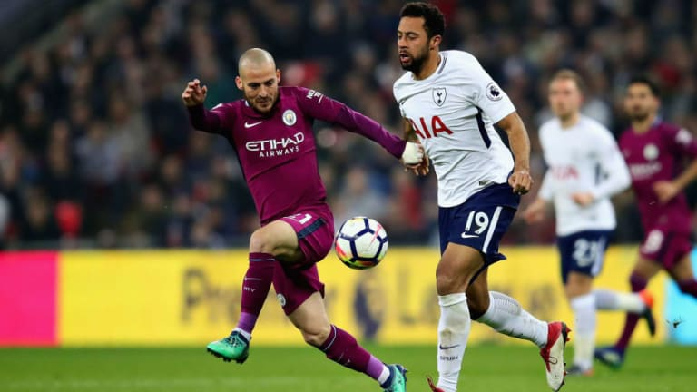 Tottenham vs Man City Preview: How to Watch, Live Stream, Kick Off Time & Team News
