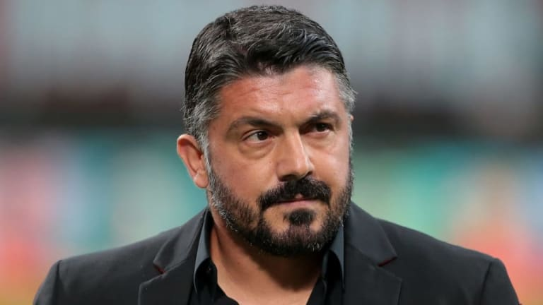 Gattuso Insists Milan Can Improve After Olympiacos Victory Before Playing Down Zlatan Interest