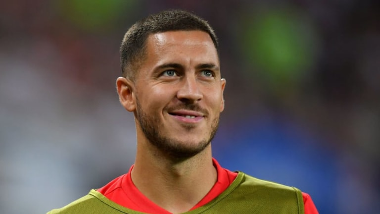 'It's Good for Us': Eden Hazard Eyes World Cup Glory Following Portugal, Spain & Argentina Exits