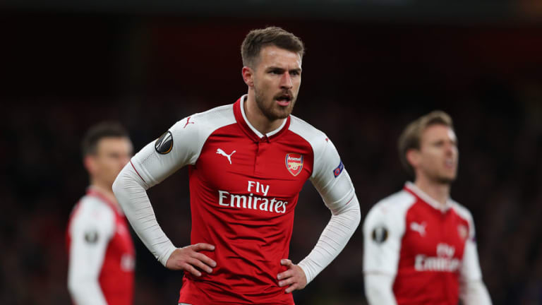 Juventus Linked With Move for Arsenal's Aaron Ramsey As Contract Problems Unfold