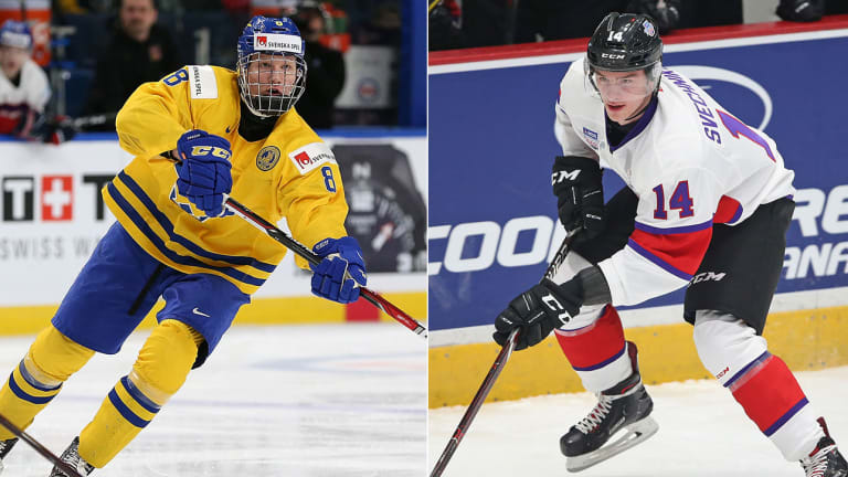 NHL Draft: Rasmus Dahlin, Andrei Svechnikov the Clear Top Prospects in 2018 Class