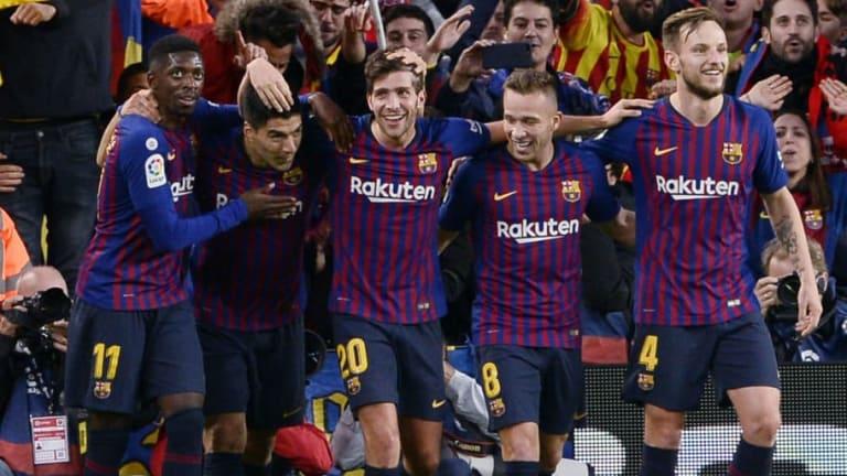 El FC Barcelona se suma a una campaña para luchar contra la obesidad infantil