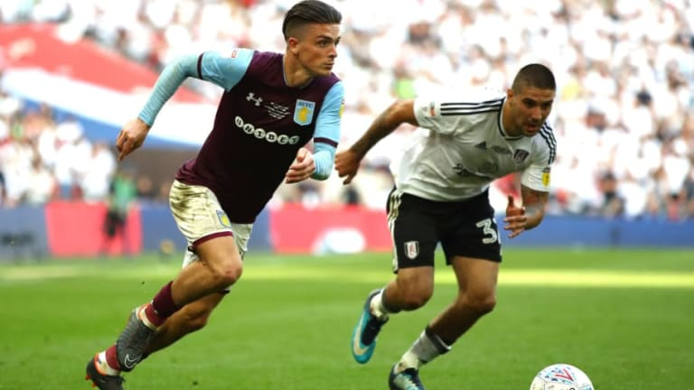 Report Reveals Aston Villa's Asking Price for Leicester Target as Foxes Hunt for Mahrez Replacement