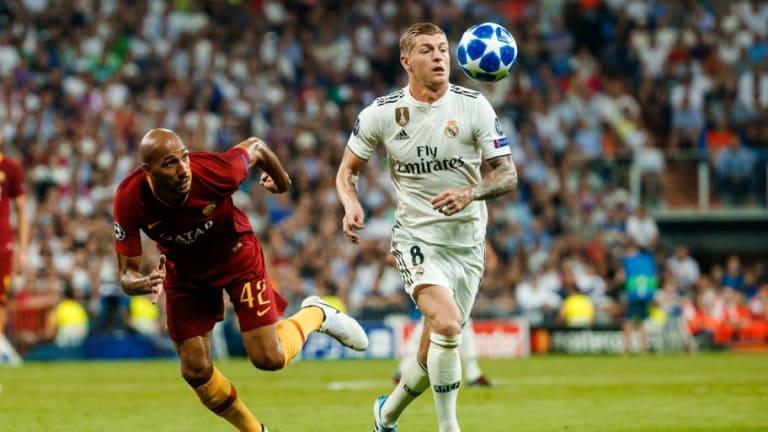 AS Roma vs Real Madrid Preview: How to Watch, Live Stream, Kick Off Time & Team News