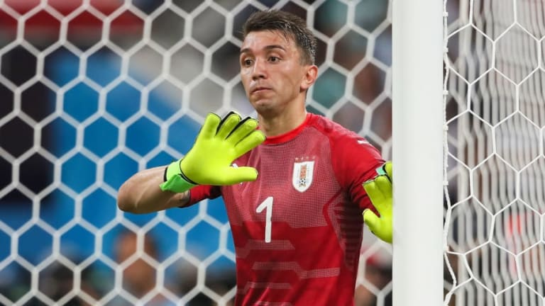 Uruguay 0-2 France: Les Bleus Cruise into Semi Finals After Goalkeeping Nightmare Crushes La Celeste