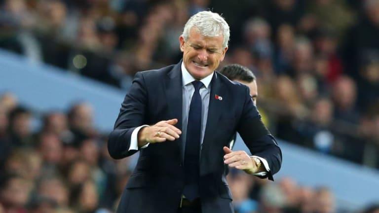 Southampton Boss Mark Hughes Hits Out at Side's Sloppy Start as Saints Slump to 6-1 Man City Defeat