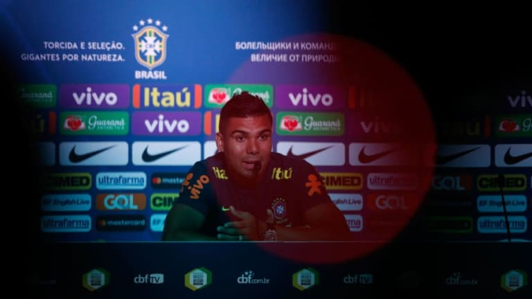 Brazil Star Casemiro Names Best Central Midfielder in the World Ahead of World Cup Last 16