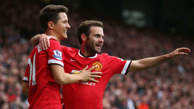 Future of Man Utd's Spanish Duo in Doubt With Athletic Bilbao Keen to Bring Back Ander Herrera