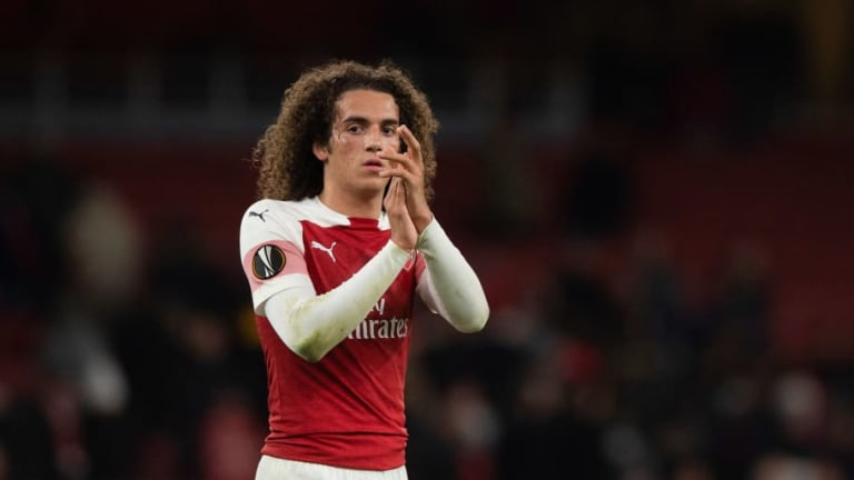 Arsenal's Matteo Guendouzi 'Dreaming' of France Call Up Following Impressive Start to the Season