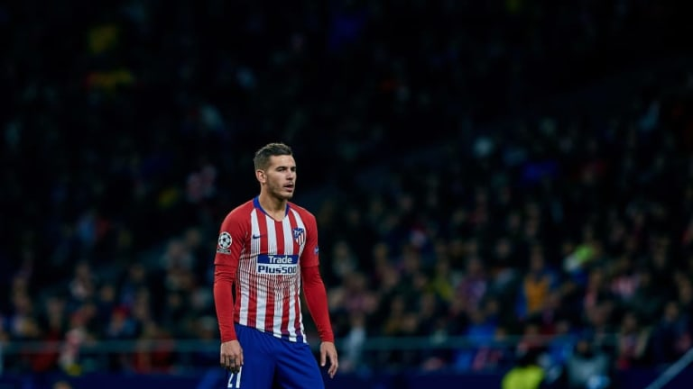 Atletico Madrid Aiming to Keep Bayern Munich Target Lucas Hernandez Until End of the Season