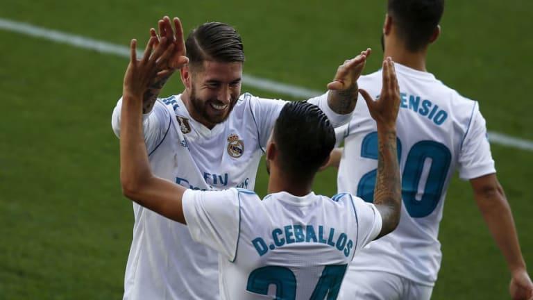 Ramos y Ceballos se retan a un duelo de penalties en la Selección