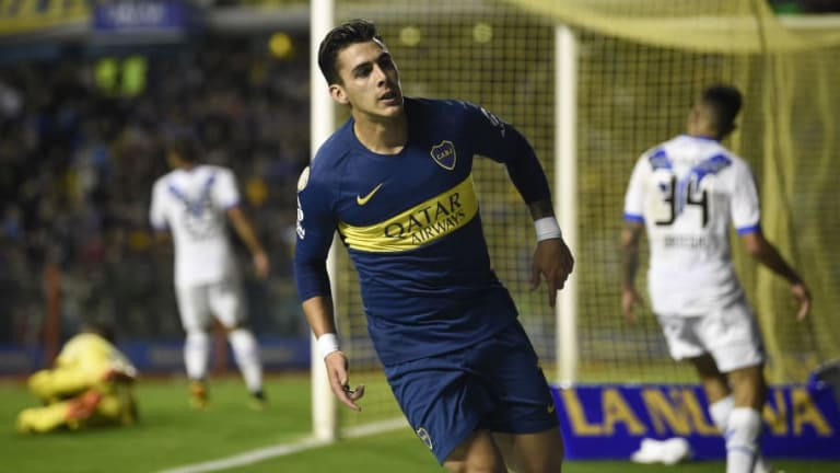 Former Premier League Keeper Backs Arsenal's Potential Move for Boca Juniors Star Christian Pavon