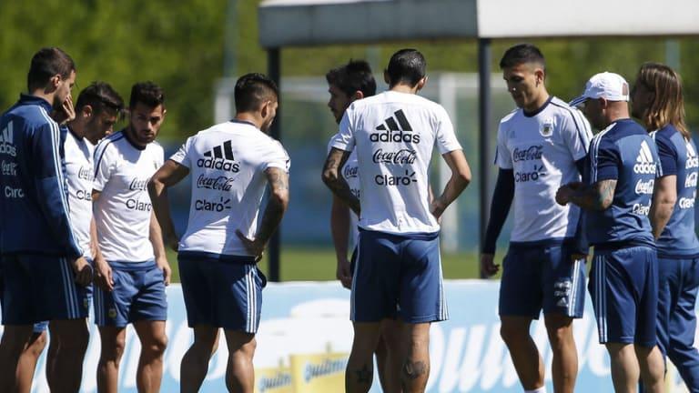 ESPECTACULAR   La nueva canción de Argentina para el Mundial de Rusia 2018