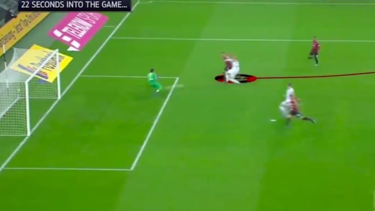 VIDEO: Ian Cole Nails Prediction on Bobby Wood Scoring
