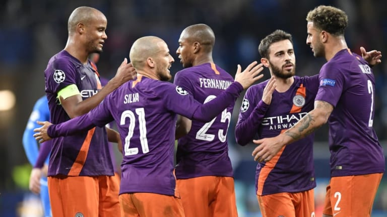 Hoffenheim 1-2 Man City: Report, Ratings & Reaction as David Silva Winner Spares City's Blushes