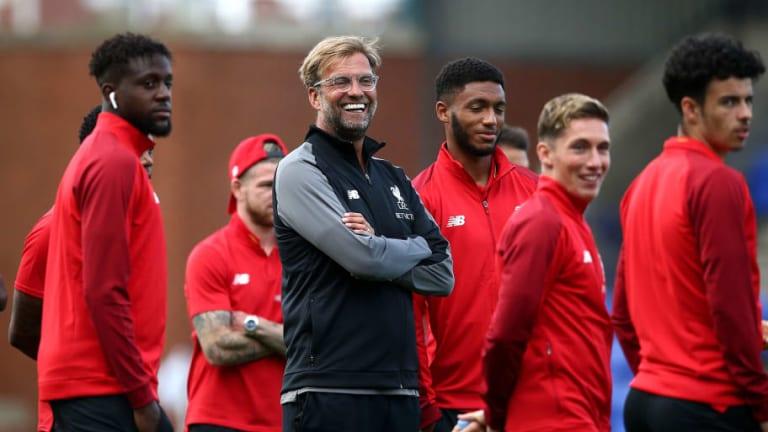 Jurgen Klopp Set to Hand Academy Goalkeepers 'Huge Opportunity' Ahead of Man Utd Pre-Season Friendly