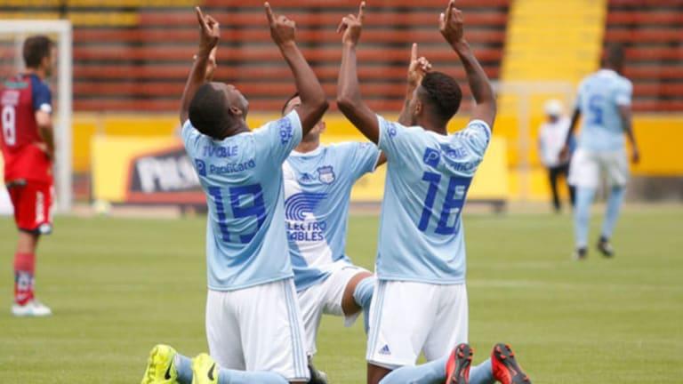 Campeonato Ecuatoriano   Así quedó la tabla culminada  la 2da fecha