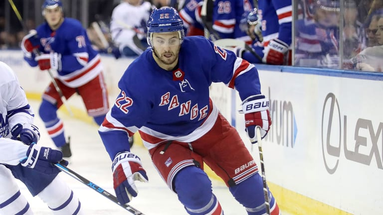 Rangers D Kevin Shattenkirk to Have Knee Surgery, Out Indefinitely
