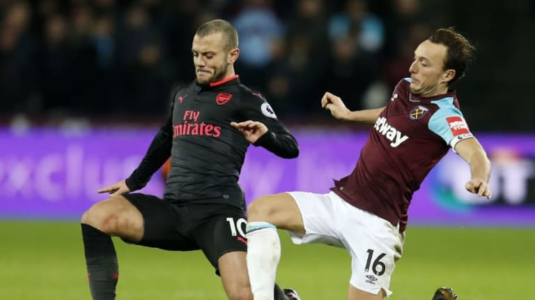 Jack Wilshere Reveals Childhood Support of West Ham as He Prepares For London Stadium Move