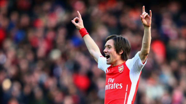 'Proud to Play Here': Former Arsenal Star Tomas Rosicky Opens Up About His Time With Arsenal