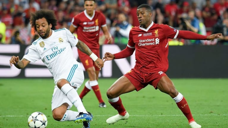 Wijnaldum Reveals Details of What Jurgen Klopp Told Liverpool Players at Half-Time of UCL Final